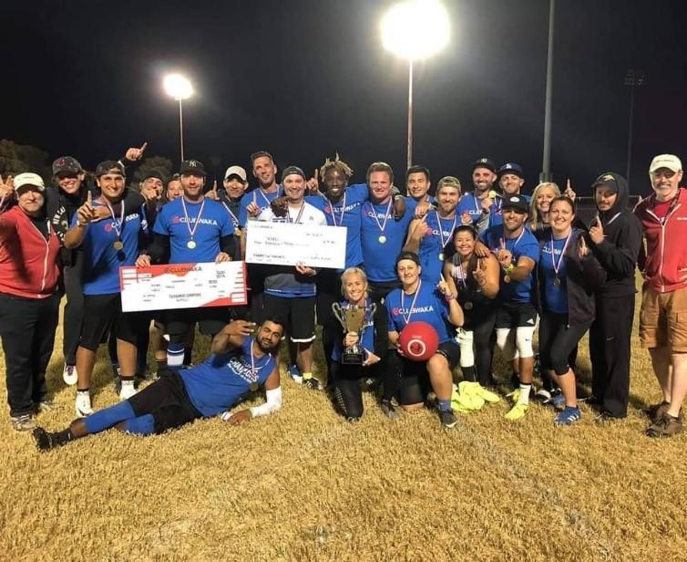 2019 World Champions of Kickball