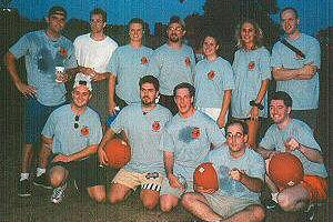 1998 World Champions of Kickball