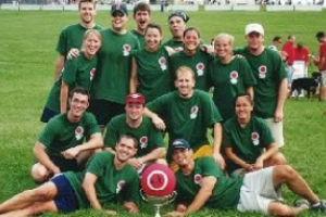 2001 World Champions of Kickball