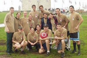 2003 World Champions of Kickball