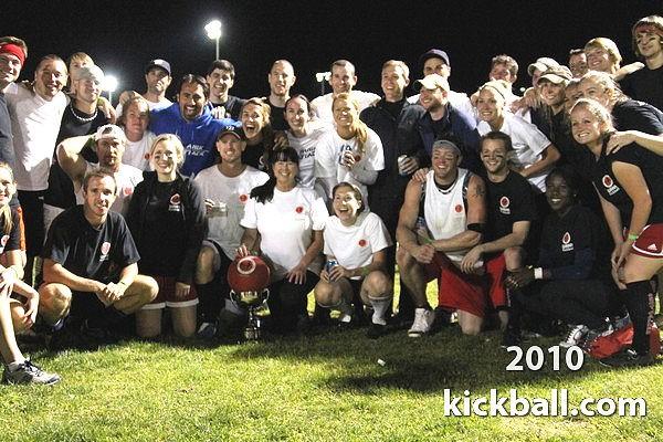 2010 World Champions of Kickball